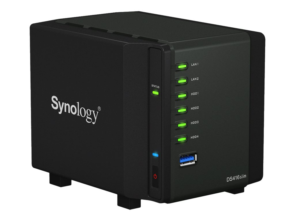 Synology DS416SLIM Image 3