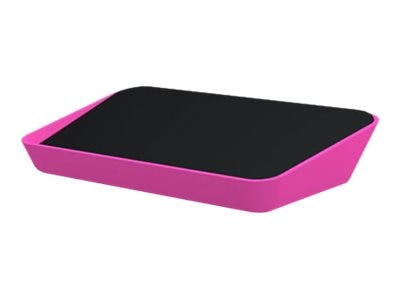 Bluelounge Charging Station, Pink, RF-PNK, 13121240, Battery Chargers