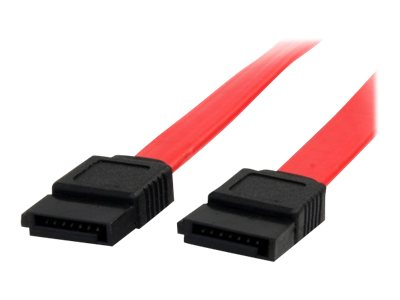 StarTech.com Serial ATA Internal Drive Connection Cable, 2 ft (SATA24), SATA24, 458387, Cables