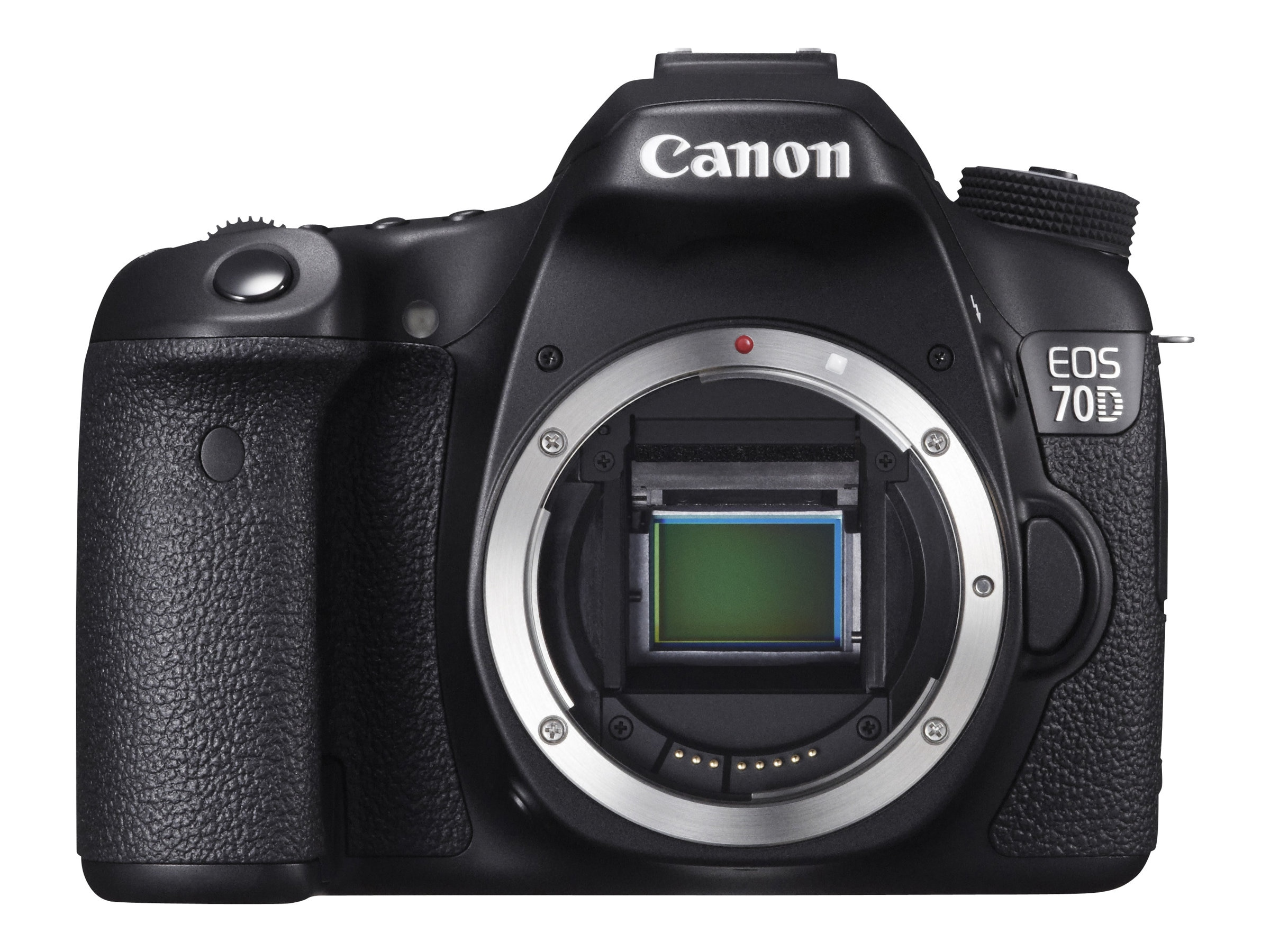 Canon EOS 70D DSLR Camera (Body Only), 8469B002, 15994028, Cameras - Digital - SLR