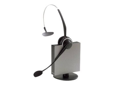 Jabra GN9125 Flex Noise Canceling Headset with GN 1000 Remote Handset Lifter, 9125-808-215, 9027234, Headsets (w/ microphone)