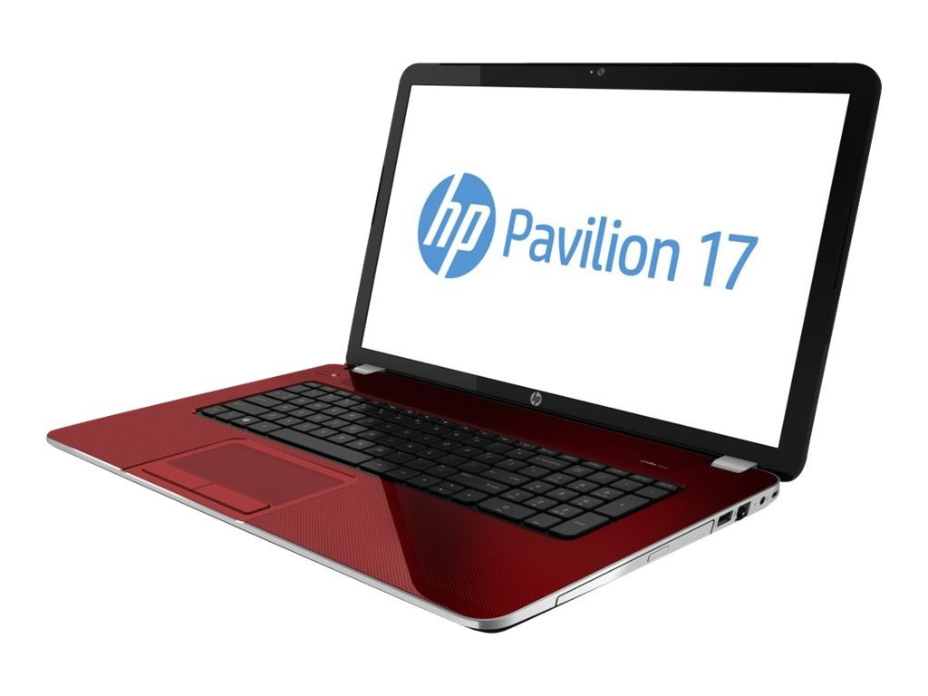 HP Pavilion 17-E176nr : 1.5GHz A4-Series 17.3in display