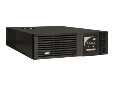 Tripp Lite 5000VA UPS Smart Pro Rack Tower Line-Interactive 5kVA 208 120V (11) Outlet, SMART5000XFMRXL, 5343117, Battery Backup/UPS