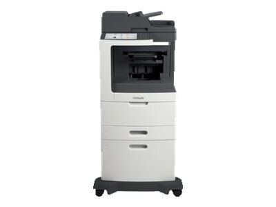 Lexmark MX810dxpe Monochrome Laser Multifunction Printer, 24T7417