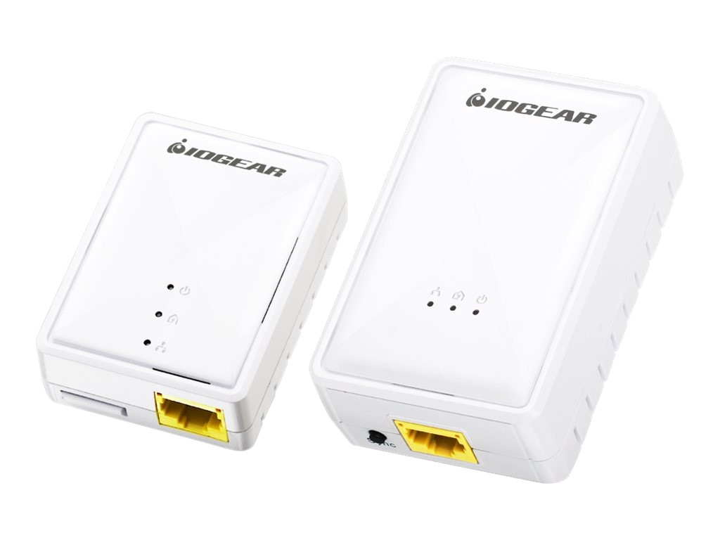 IOGEAR Powerline Wireless Extender Kit, GPLWEKIT