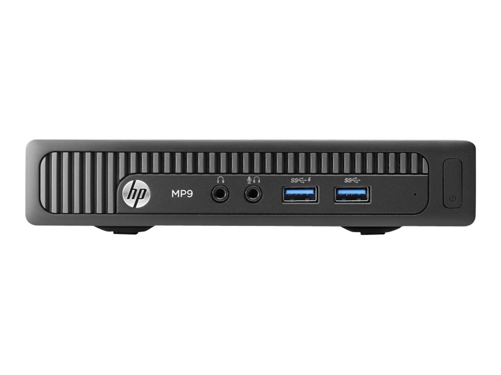 HP MP9 Digital Signage Player, Intel Core i3-4330T, 500GB HDD, J6D76UA#ABA