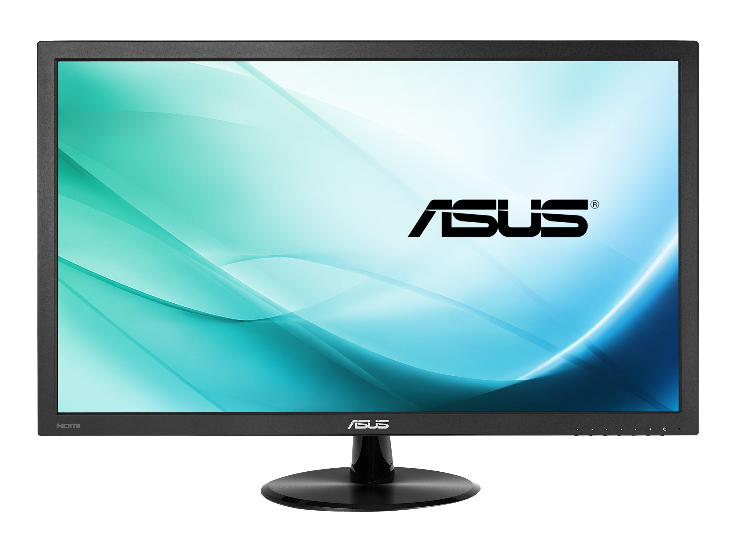 Asus 23.6 VP247H-P Full HD LED-LCD Monitor, Black, VP247H-P, 30866593, Monitors - LED-LCD