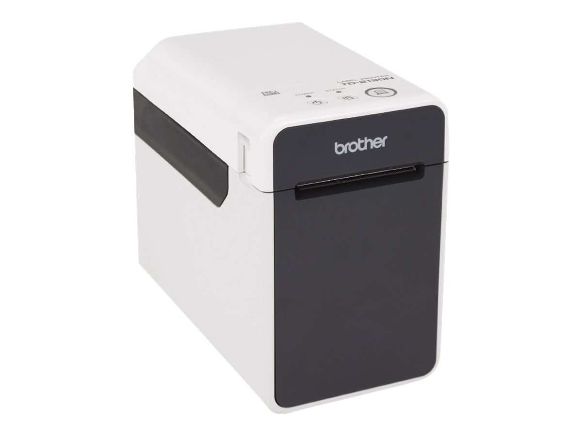 Brother TD-2130NHCW Healthcare Thermal Printer w  TrustSense Smart Technology