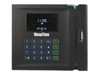 Wasp WaspTime BC100 Barcode Time Clock, 633808551407, 18161646, Portable Data Collector Accessories
