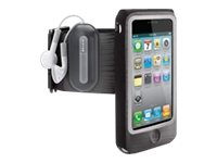Belkin FastFit Armband for iPhone 4, F8Z611TT, 11733744, Carrying Cases - Phones/PDAs
