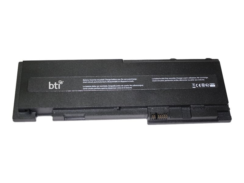 BTI 6-Cell Battery for Lenovo ThinkPad T430S 81+ 66+ 0A36287, LN-T430S, 28664061, Batteries - Notebook