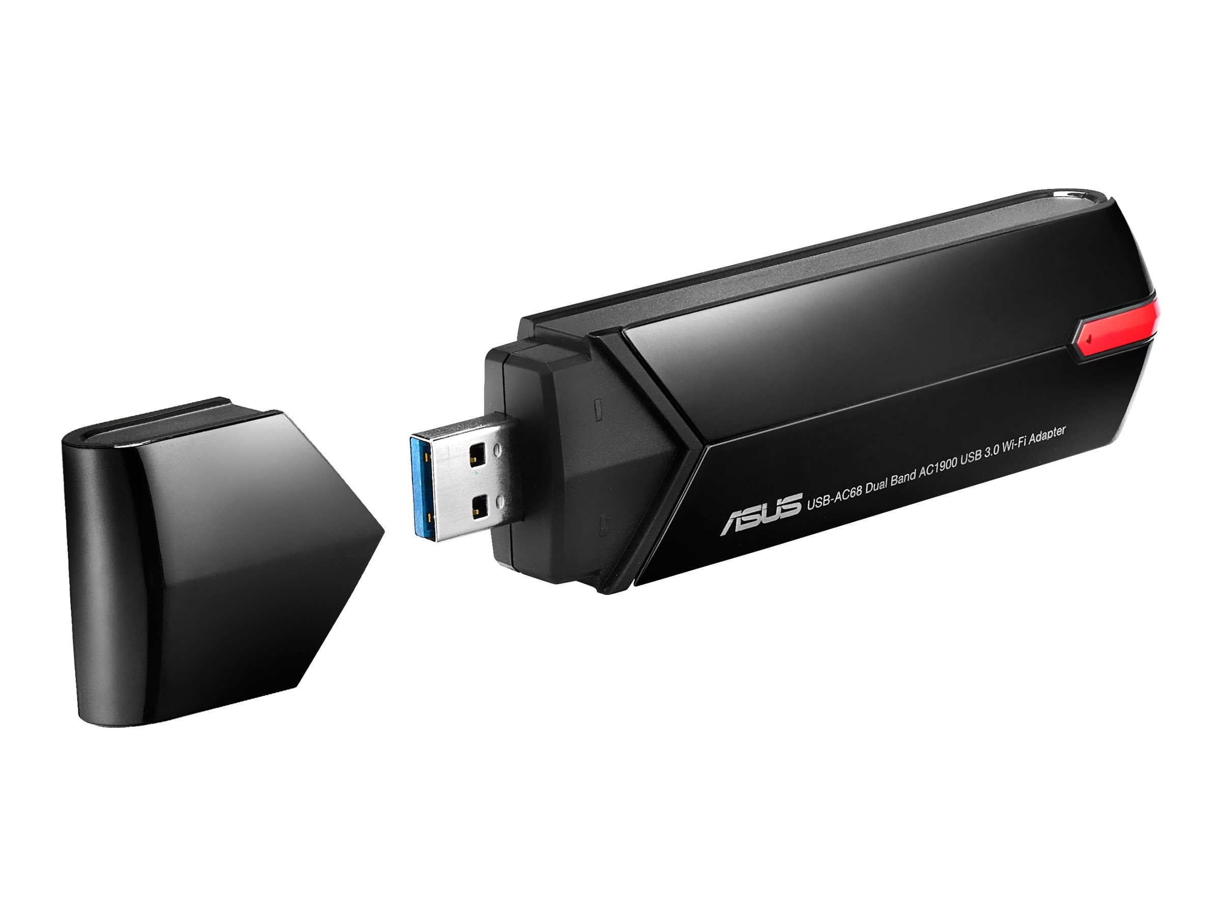 Asus Dual-Band AC1900 USB Wi-Fi Adapter, USB-AC68