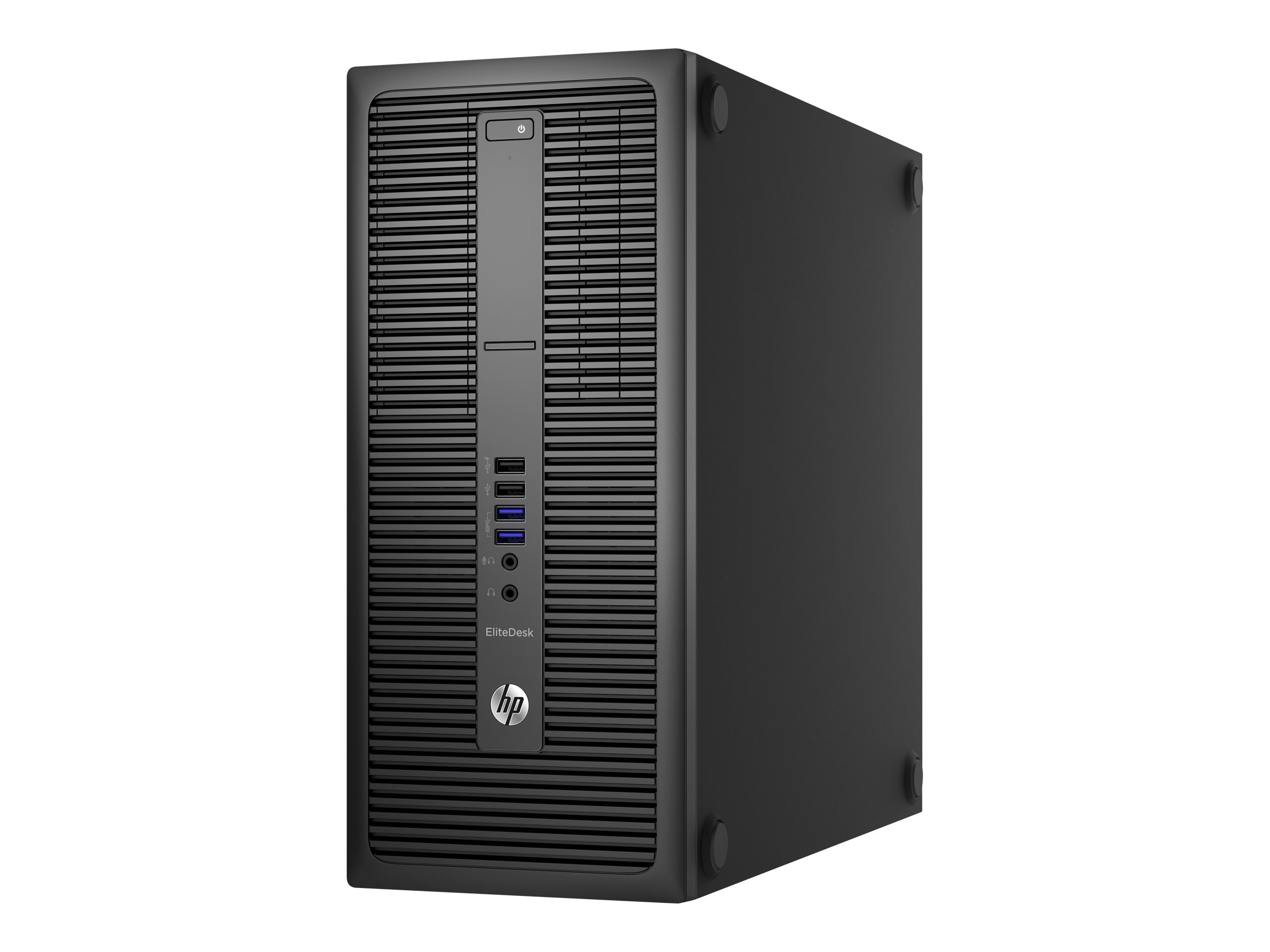 HP EliteDesk 800 G2 3.4GHz Core i7 8GB RAM 256GB hard drive, T4L58UT#ABA, 30729951, Desktops