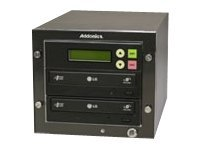 Addonics DGC1 1-to-1 SATA DVD CD Duplicator w  eSATA port, DGC1, 10063435, Disc Duplicators