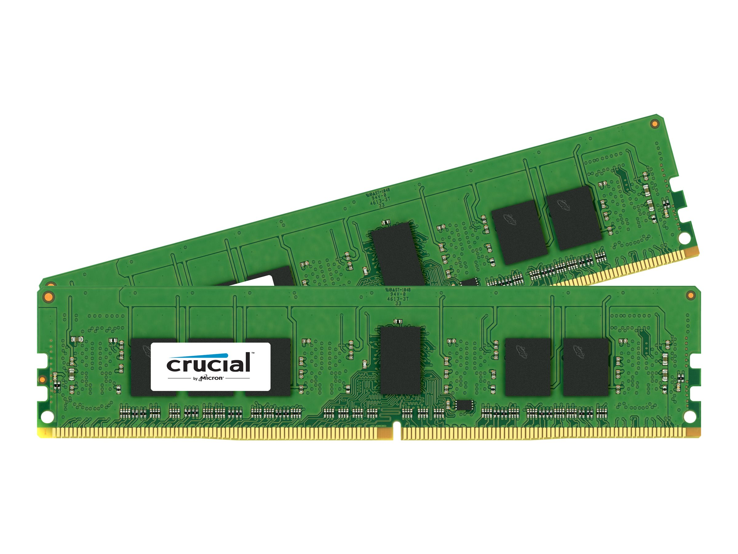Crucial 8GB PC4-17000 288-pin DDR4 SDRAM RDIMM Kit