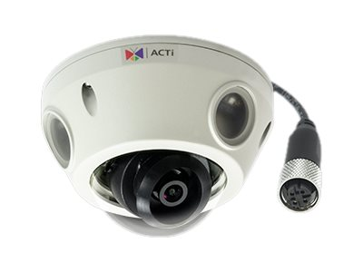 Acti 2MP Day Night Extreme WDR Mini Dome Camera, E933M