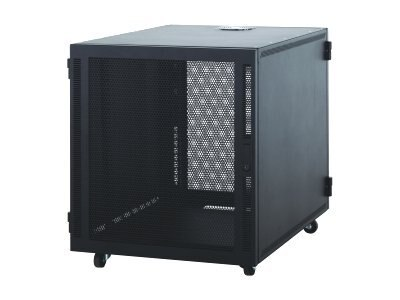 Kendall Howard 12U Compact Series SOHO Server Rack, 1932-3-001-12, 8262697, Racks & Cabinets