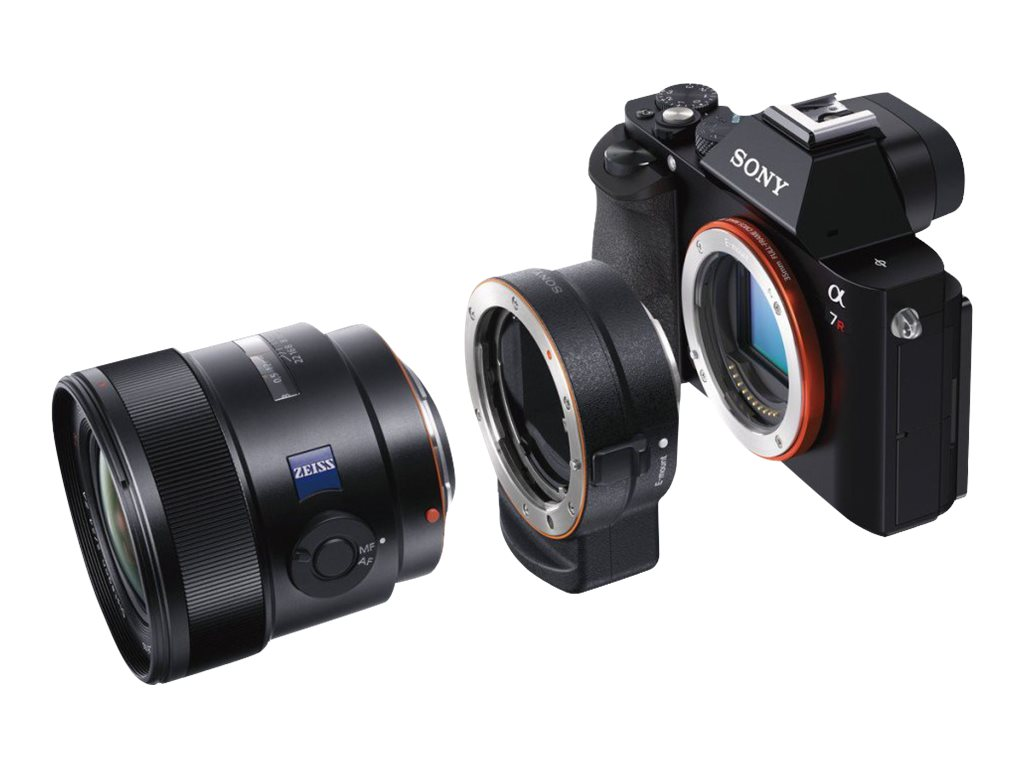 Sony A-to E-Mount FF Mount Adaptor, LAEA3, 16390357, Camera & Camcorder Lenses & Filters
