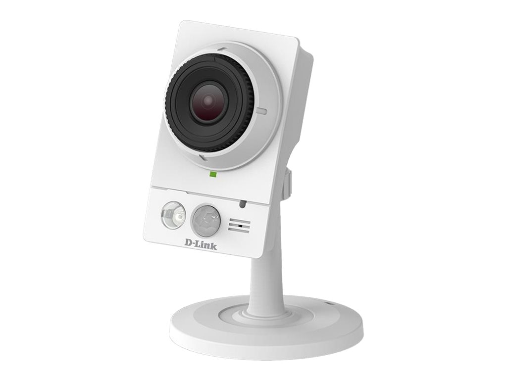 D-Link Full HD PoE Day Night Network Camera, White