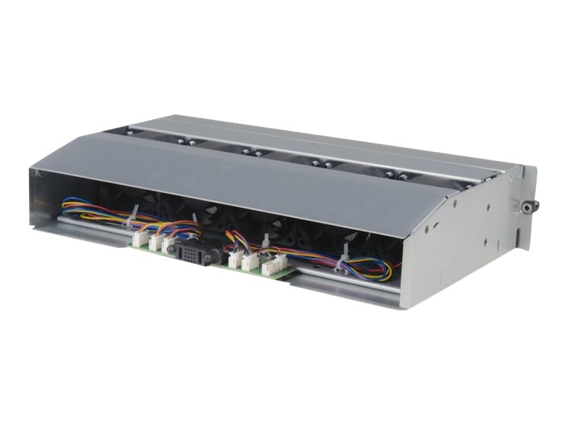 HPE 5830AF-96G Back (Power Side) to Front (Port Side) Airflow Fan Tray, JC695A, 13429105, Cooling Systems/Fans