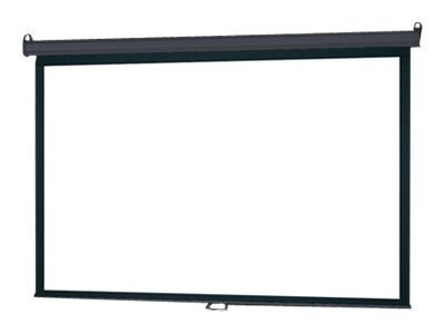 InFocus Deluxe Pull-Down Floor Projection Screen, 16:10, 109, SC-PDW-109