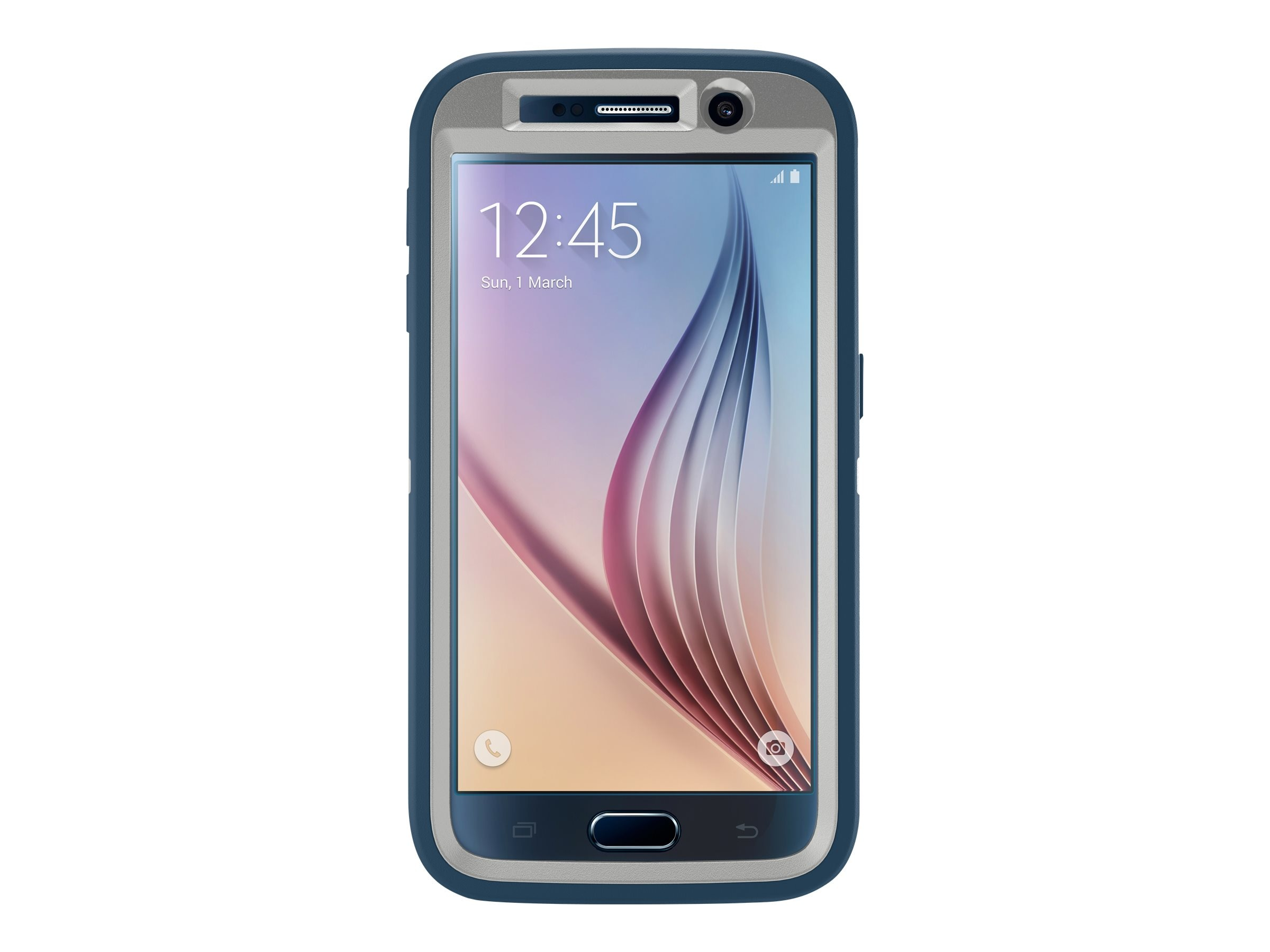 OtterBox Defender Series for Next Generation Galaxy S Smartphone, Casual Blue