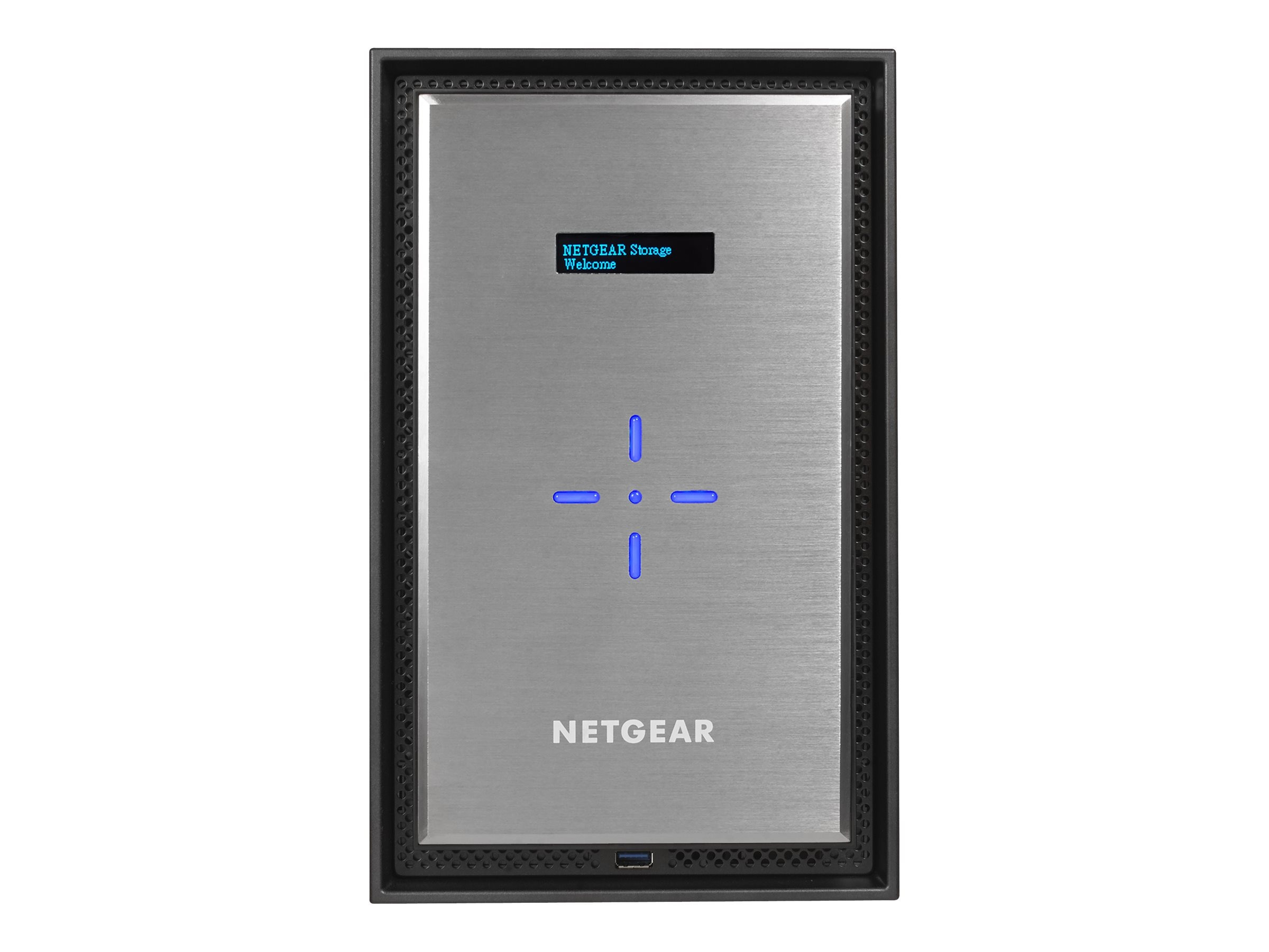 Netgear ReadyNAS 528X Premium Performance Business Data Storage w  8X3TB Enterprise Hard Drives, RN528XE3-100NES