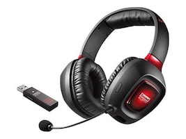 Creative Labs SB Tactic3D Rage Wireless v2.0, 70GH022000003, 18172601, Headsets (w/ microphone)