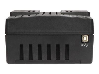 Tripp Lite 550VA UPS Low Profile Line-Interactive (8) Outlet, AVR550U