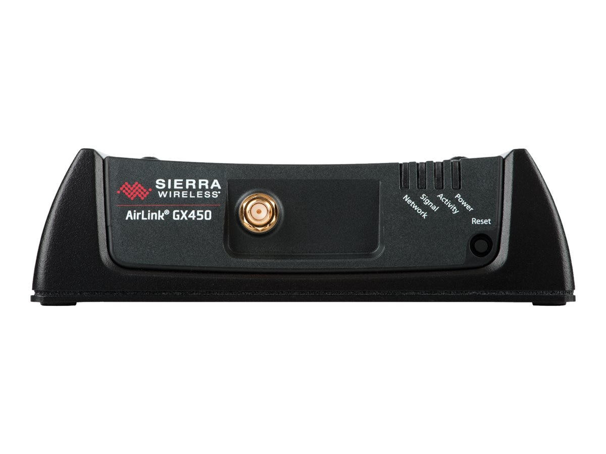 Sierra Wireless AirLink GX450 Rugged Mobile 4G Gateway with WiFi (Verizon Wireless)