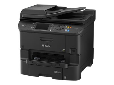 Epson WorkForce Pro WF-6530 All-in-One Printer, C11CD48201, 30788960, MultiFunction - Ink-Jet