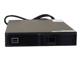 Liebert GXT4 3000VA R T Online UPS 120V w  Rackmount Kit, GXT4-3000RT120, 18382035, Battery Backup/UPS