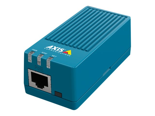 Axis Single Channel Video Encoder with H.264 and Motion JPEG Support, 0764-001, 24401028, Video Capture Hardware