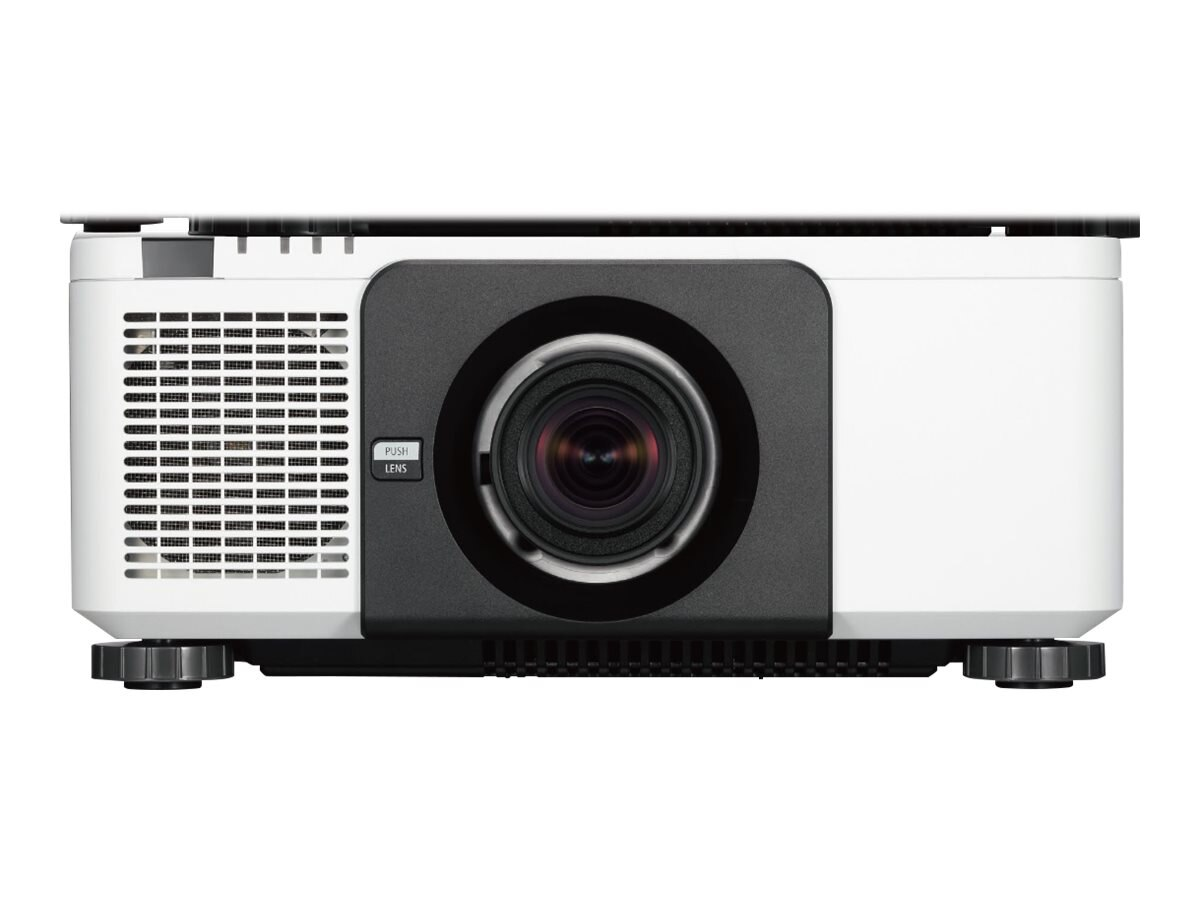 NEC PX803UL WUXGA DLP Projector with Lens, 8000 Lumens, White