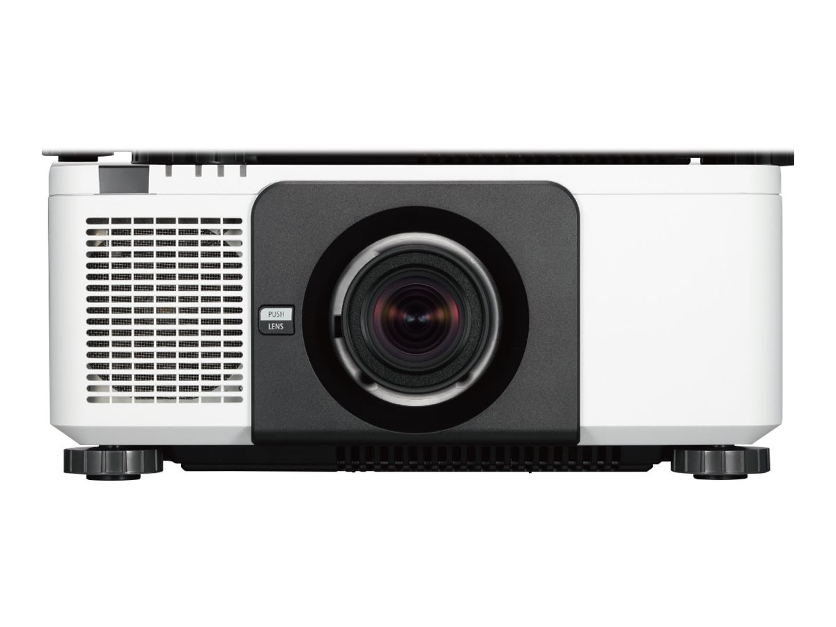 NEC PX803UL WUXGA DLP Projector with Lens, 8000 Lumens, White, NP-PX803UL-W-18, 31856872, Projectors