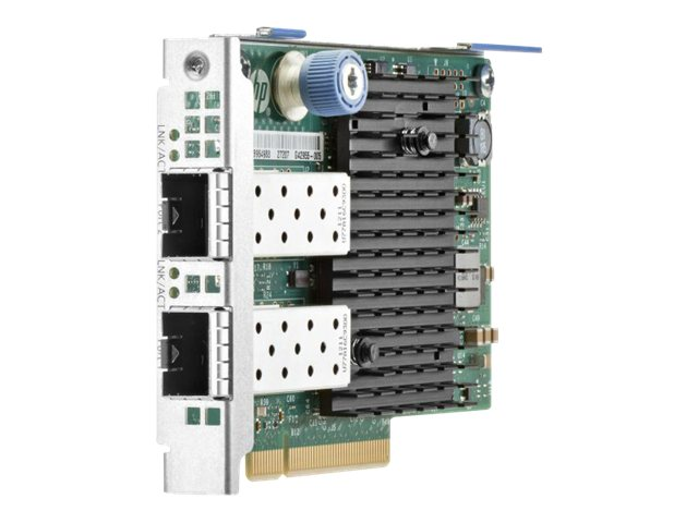 HPE Ethernet 10Gb 2-port 560FLR-SFP+ Adapter, 665243-B21, 15409571, Network Adapters & NICs