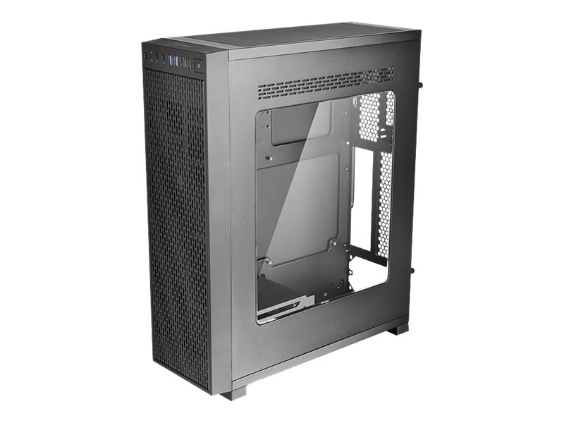 Thermaltake Chassis, Core G3 Window ATX 2x3.5 Bays 2xSlots, Black