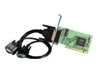 Brainboxes 2-Port RS232 PCI Serial Card DB9