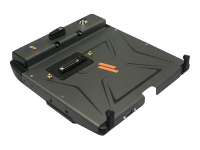 Havis Docking Station with Triple High-Gain Antenna for Getac V200 Fully Rugged Convertible Notebook