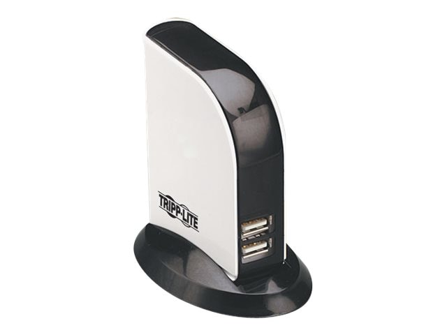 Tripp Lite 7-Port USB 2.0 Self- or Bus-Powered Mini Hub, U222-007-R