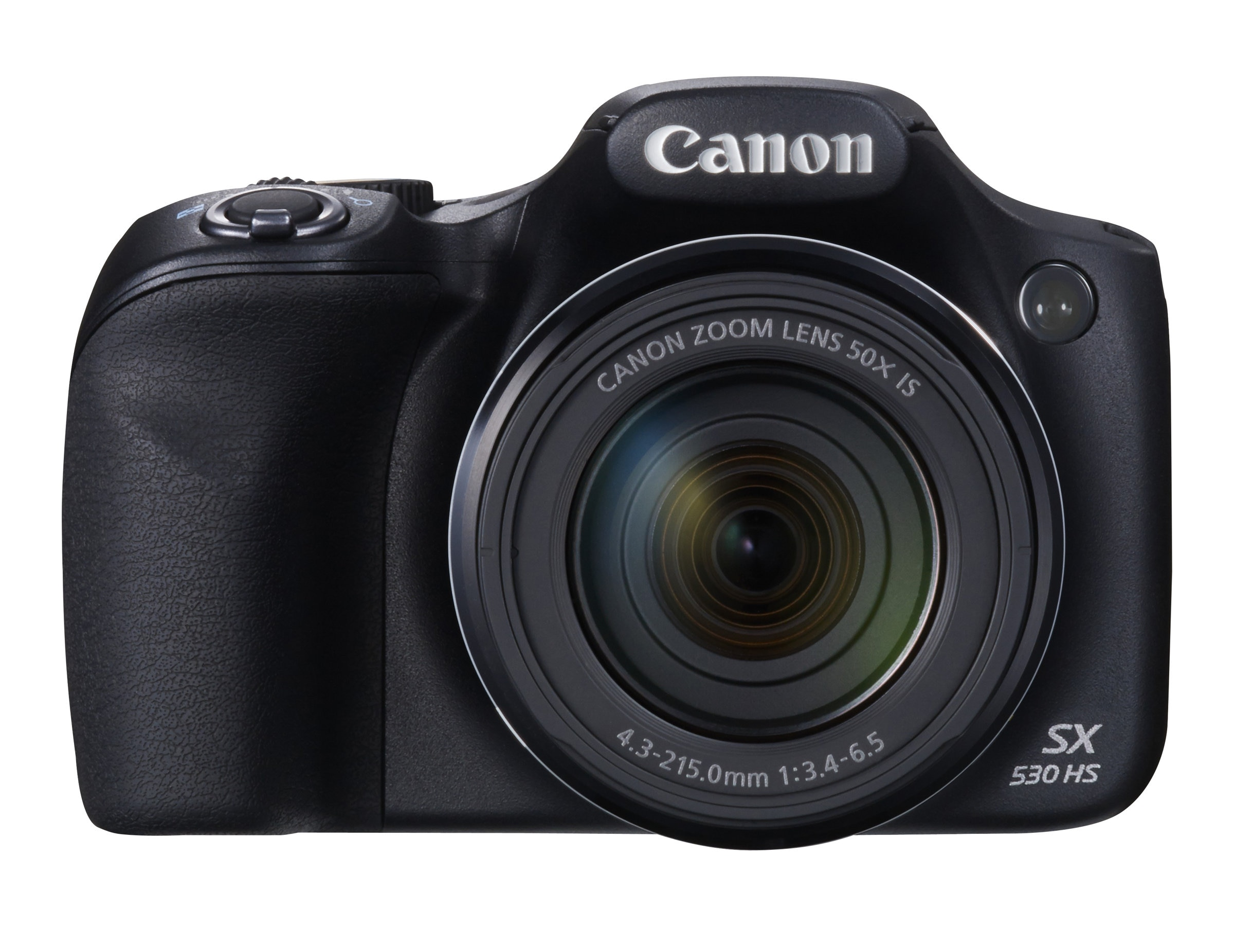 Canon PowerShot SX530 HS Camera, 16MP, 50x Zoom, Black, 9779B001