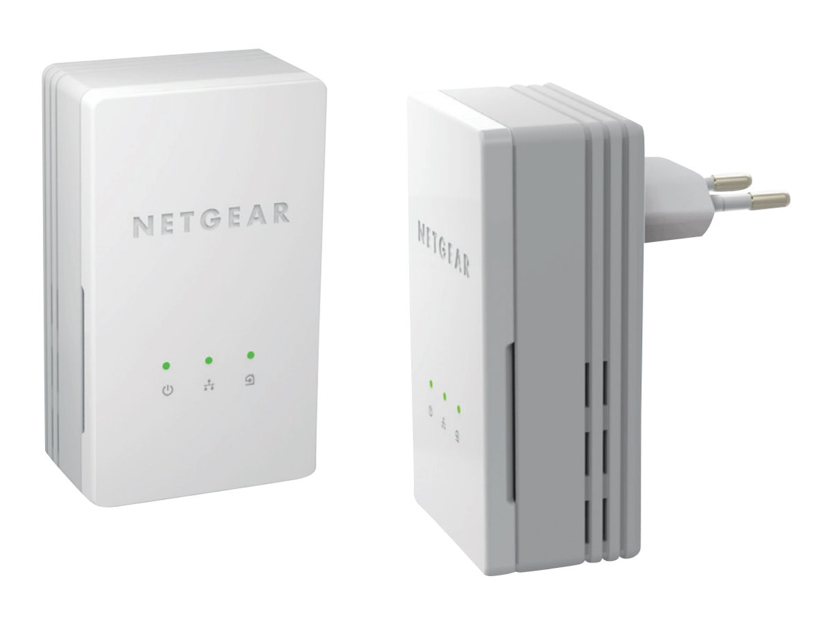 Netgear Powerline 200 Mini Kit, XAVB1301-100PAS, 14968910, Network Starter Kits