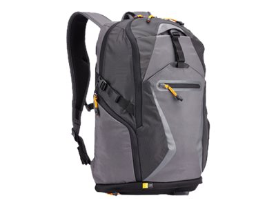 Case Logic Griffith Park Backpack 15.6, Gray, BOGB-115Gray, 17020593, Carrying Cases - Notebook