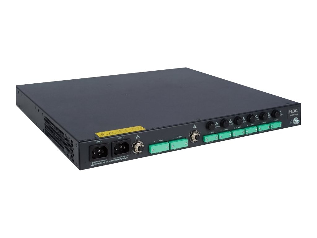 HPE A-RPS1600 1600W Redundant Power Supply, JG136A#ABA, 12361399, Power Supply Units (internal)