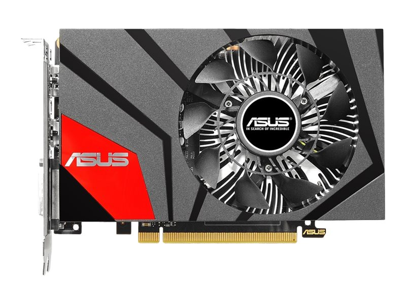 Asus GeForce GTX 950 PCIe 3.0 Graphics Card, 2GB GDDR5, GTX950-M-2GD5