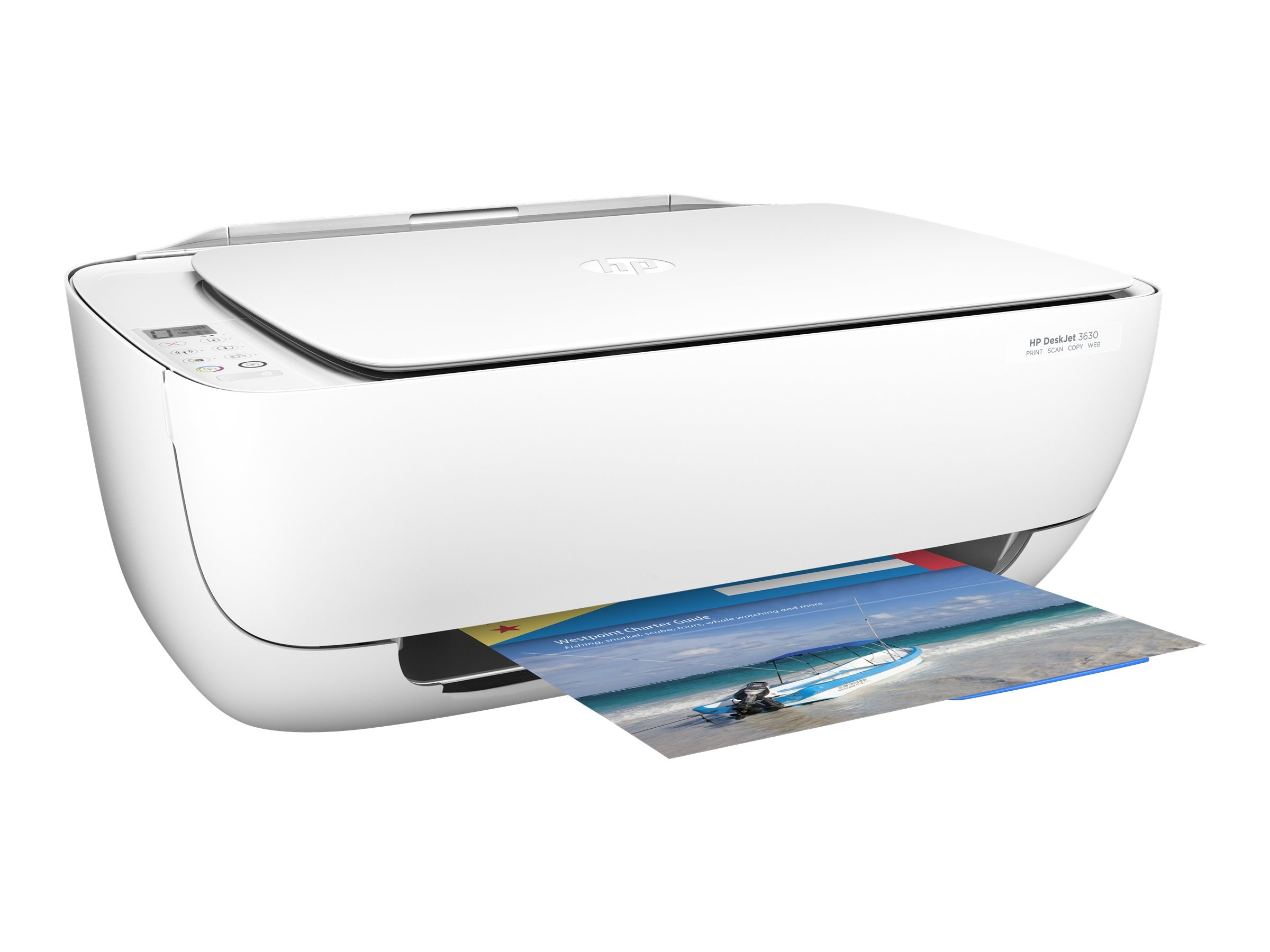 HP DeskJet 3630 All-in-One Printer, F5S57A#B1H