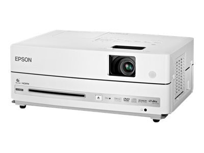 Epson PowerLite Presenter 3LCD Projector with DVD Player and Speakers, 2500 Lumens