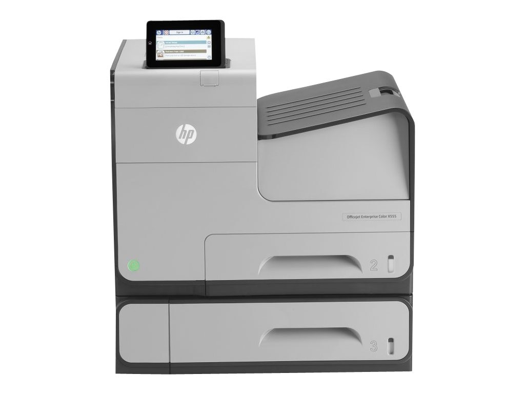 HP Officejet Ent. X Series X555xh Color Printer ($1,199 - $150 Instant Rebate = $1,049 Exp. 4 30), C2S12A#BGJ, 16850341, Printers - Ink-jet