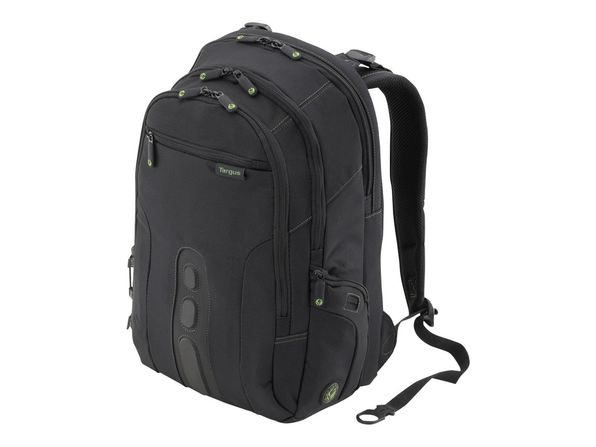 Targus Spruce EcoSmart Backpack with Nvidia Logo [Black] 15.6, TBB013USE1-NVI
