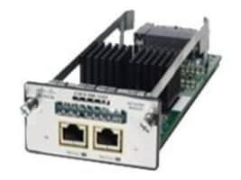 Cisco Catalyst 3K X 10G-T Network Module, C3KX-NM-10GT=, 16497681, Network Device Modules & Accessories